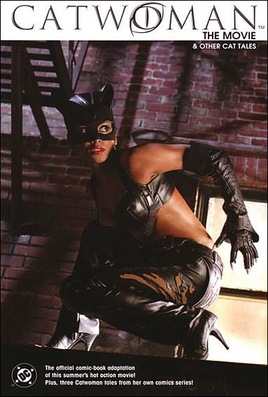 Catwoman: The Movie & Other Cat Tales 1-A by DC