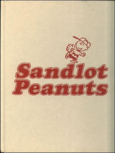 Sandlot Peanuts 1-A by Holt, Rinehart and Winston