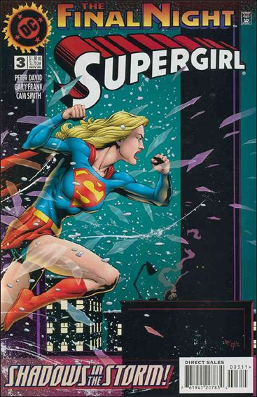 Supergirl (1996) 3-A by DC