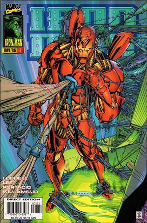Iron Man (1996) 1-A