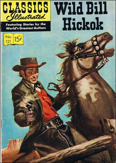 Classic Comics/Classics Illustrated 121-C by Gilberton