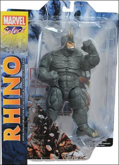 Marvel Select Rhino by Diamond Select