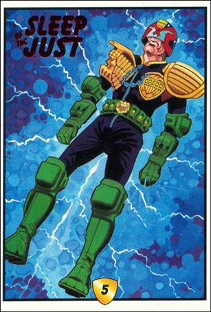 Judge Dredd: The Epics (Sleep of the Just Subset) 5-A