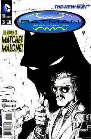 Batman Incorporated 3-E by DC