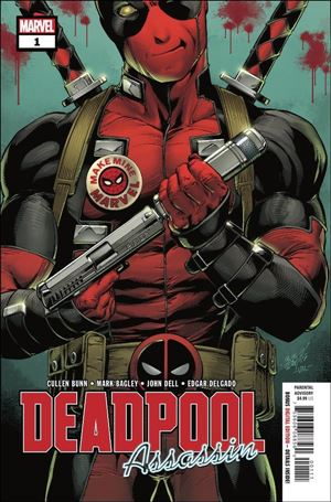 Deadpool: Assassin 1-A
