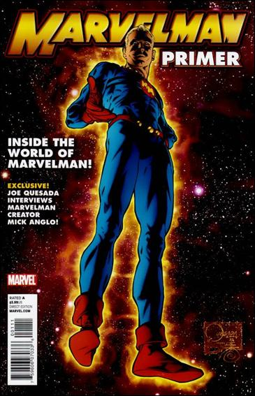 Marvelman Classic Primer 1-A by Marvel