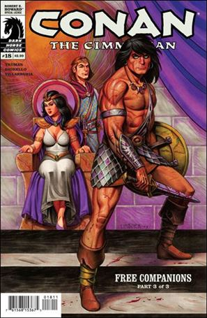Conan the Cimmerian 18-A