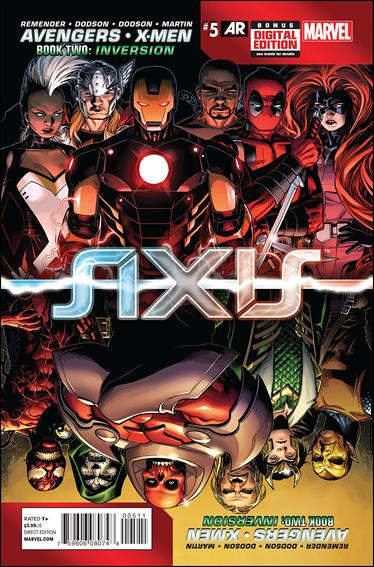 Avengers & X-Men: AXIS 5-A by Marvel