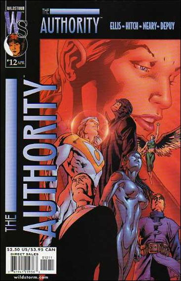 Authority (1999) 12-A by WildStorm