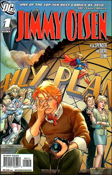Jimmy Olsen 1-A by DC
