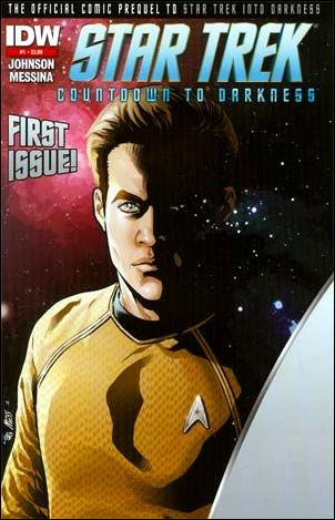 Star Trek: Countdown to Darkness 1-G by IDW