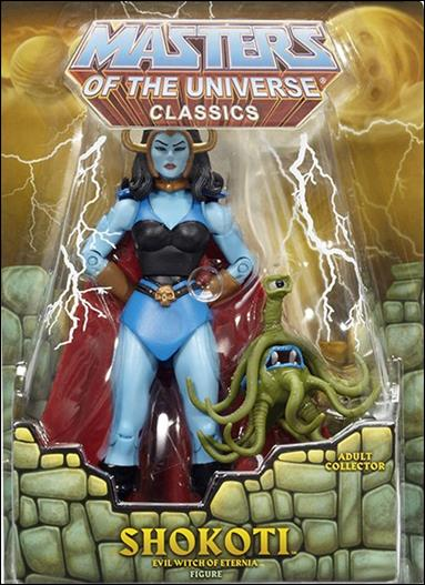 Masters of the Universe Classics Shokoti by Mattel
