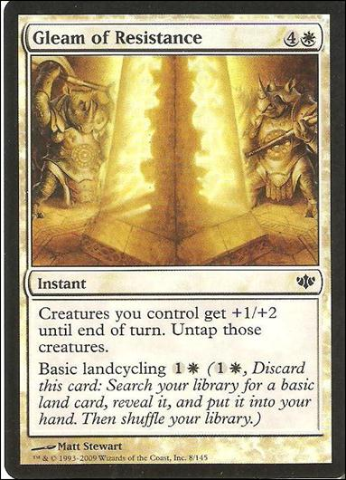 Magic the Gathering: Conflux (Base Set)8-B by Wizards of the Coast