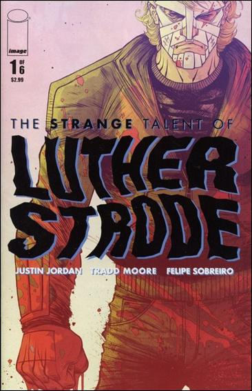 Strange Talent of Luther Strode 1-A by Image