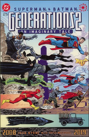Superman & Batman: Generations II 4-A by DC