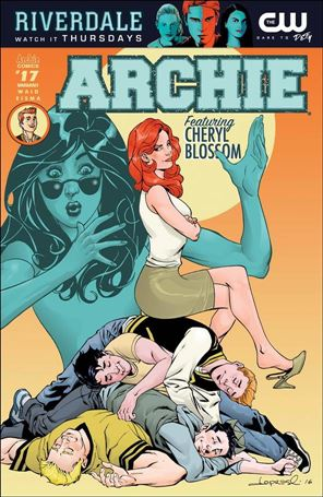 Archie (2015) 17-B