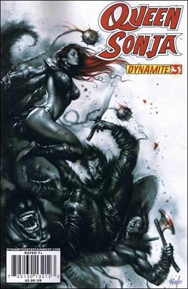 Queen Sonja 3-A by Dynamite Entertainment