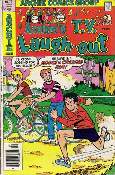 Archie's TV Laugh-Out 70-A by Archie