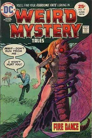 Weird Mystery Tales (1972) 19-A