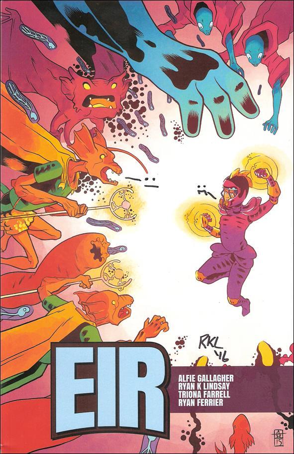 Eir 1-A by Four Colour Ray Gun