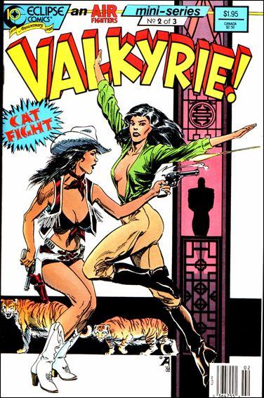 Valkyrie (1988) 2-A by Eclipse
