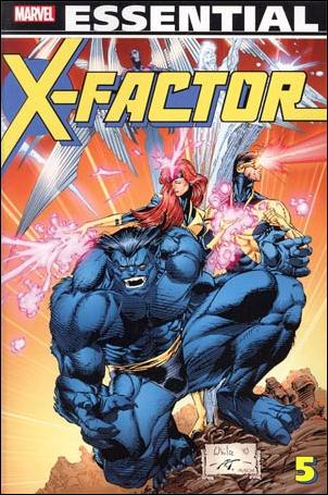 Essential X-Factor 5-A by Marvel
