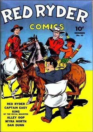 Red Ryder Comics 10-A