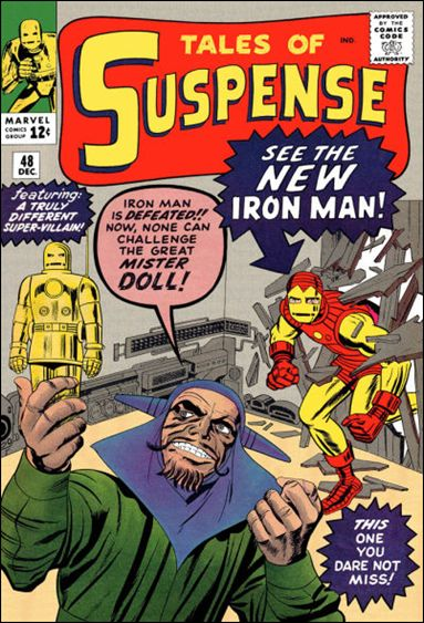 Tales of Suspense (1959) 48-A by Marvel