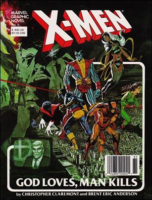Marvel Graphic Novel 5-H
