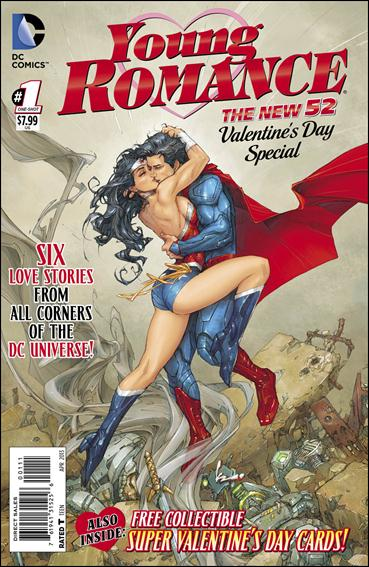Young Romance: The New 52 Valentine's Day Special 1-A by DC