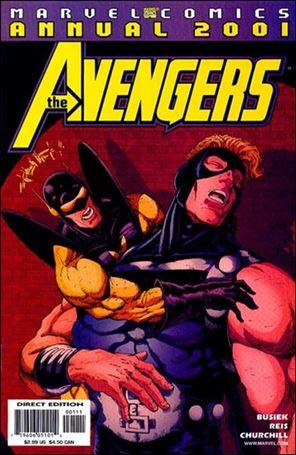Avengers Annual (1967) 2001-A