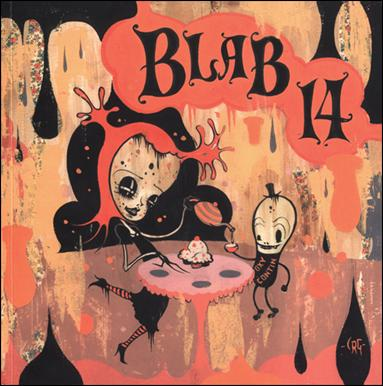 Blab! 14-A by Kitchen Sink