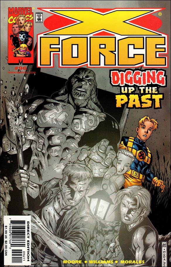 X-Force (1991) 96-A by Marvel