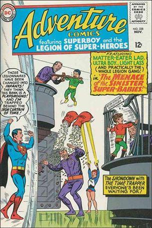 Adventure Comics (1938) 338-A