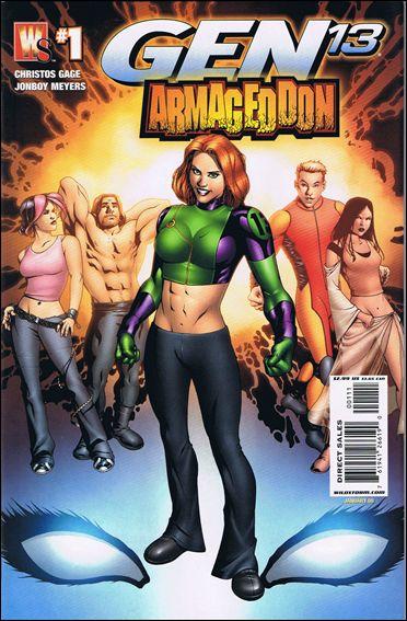 Gen13: Armageddon 1-A by WildStorm