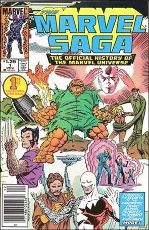 Marvel Saga 1-B