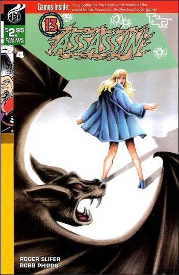 13: Assassin Comics Module 7-A by TSR