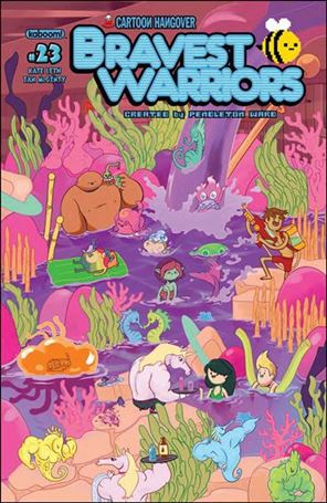 Bravest Warriors 23-A