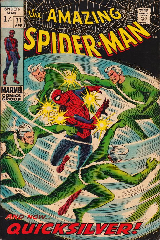 Amazing Spider-Man (1963) 71-B by Marvel