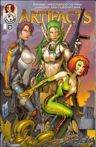 Artifacts (2010) 5-C by Top Cow