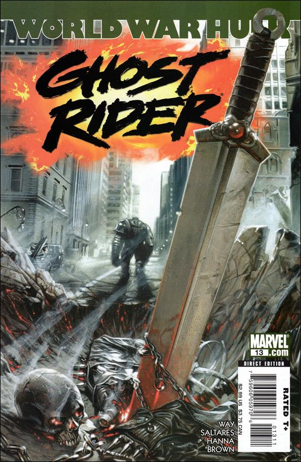 Ghost Rider (2006) 13-A by Marvel