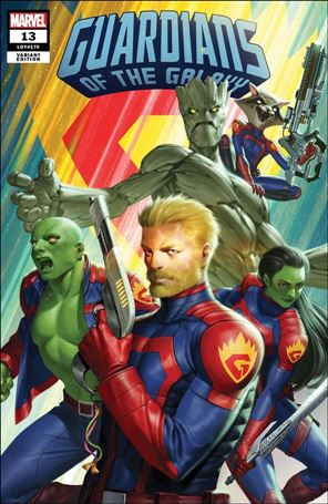 Guardians of the Galaxy (2020) 13-E