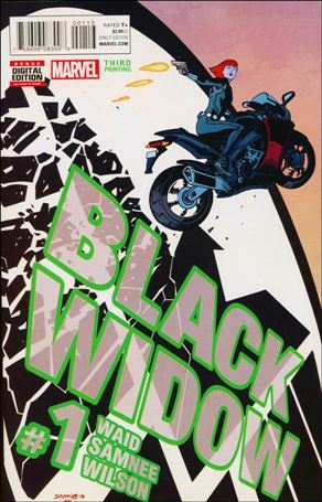 Black Widow (2016) 1-J