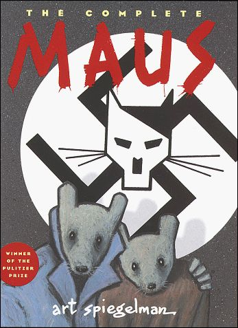 Complete Maus 1-A by Pantheon