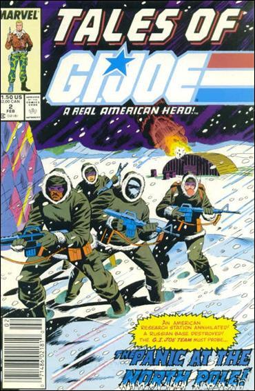 Tales of G.I. Joe 2-A by Marvel