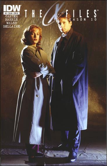 X-Files: Season 10 2-B by IDW