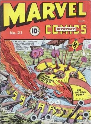 Marvel Mystery Comics (1939) 21-A