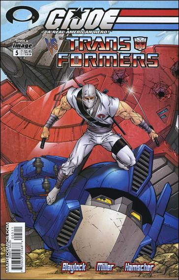 G.I. Joe vs the Transformers (2003) 5-A by Image