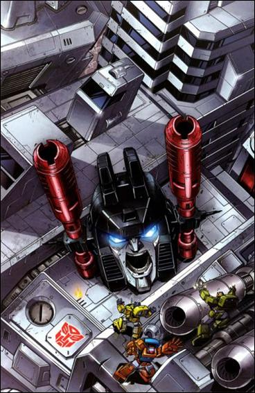 Transformers Spotlight nn24-C by IDW