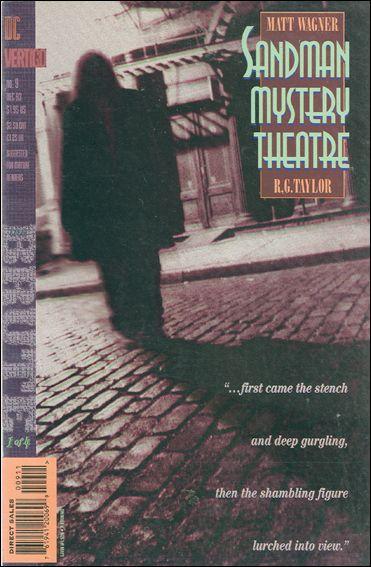 Sandman Mystery Theatre 9-A by Vertigo